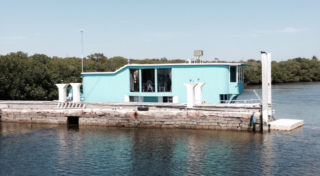 New location coming soon: Houseboat gallery