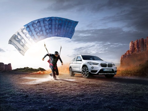 Client: BMW - X1 Series, Photographer: Thomas Strogalski gallery