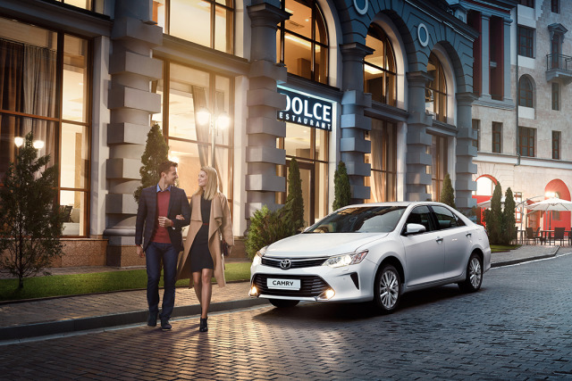 Client: Toyota Camry gallery