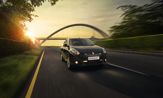 Client: Renault India - Vehicle Renault Scala gallery