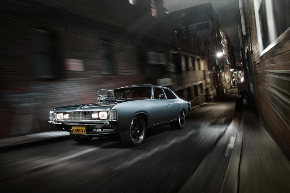 Easton Chang - Cars, Transportation & Landscape Photography + Motion Spotlight Sep 2015 magazine ...
