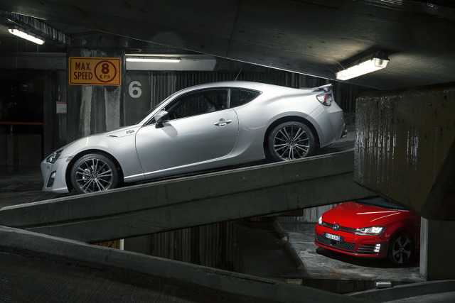 Toyota 86 GT gallery