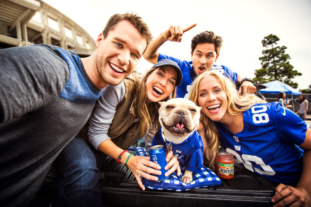 Client: Pepsi, Bud Light, Tostitos, NFL gallery