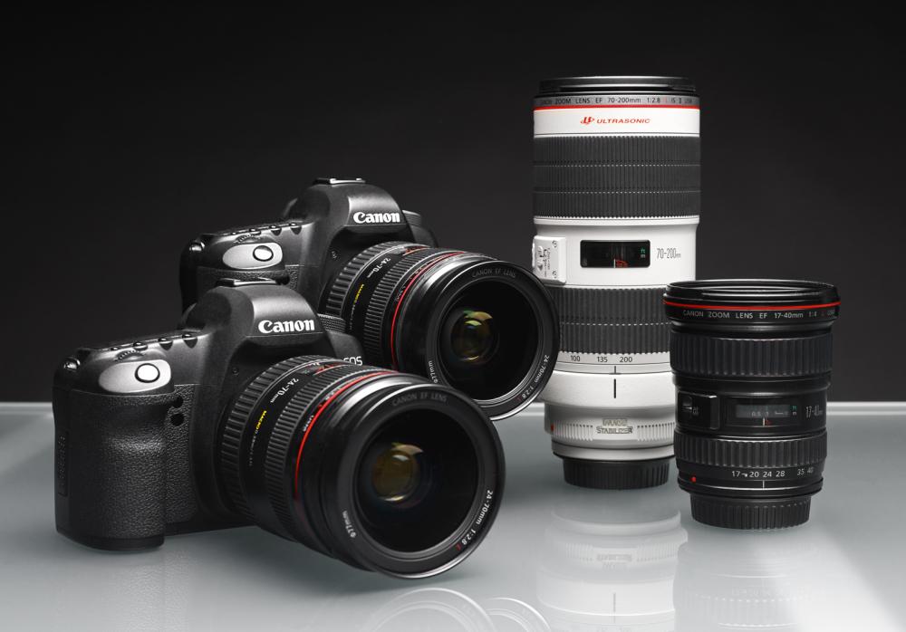 Product canon 5d mark ii