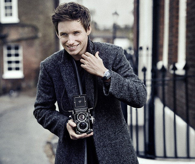 Client: Omega with Eddie Redmayne gallery