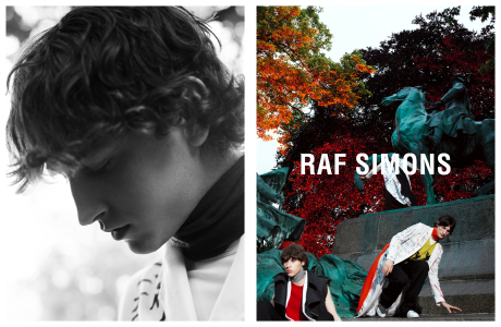 Client: Raf Simons gallery