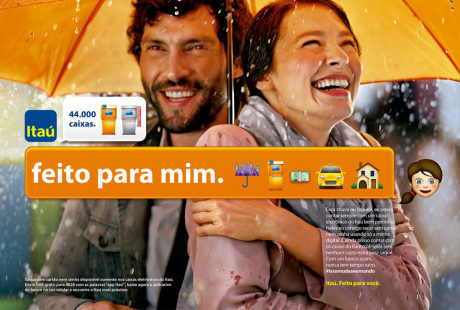 Client: Itaú gallery