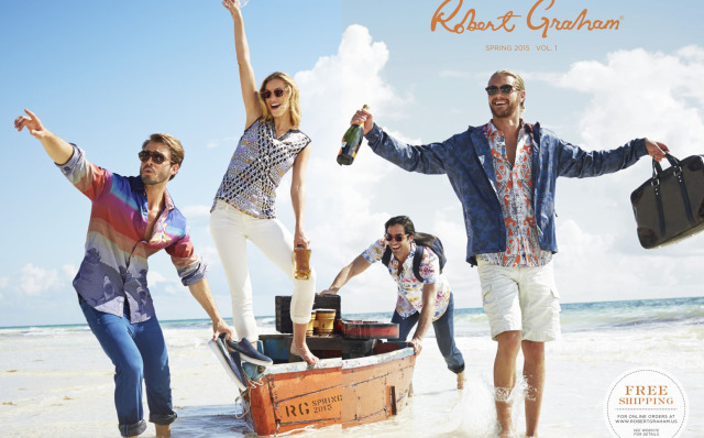 Client: Robert Graham US gallery