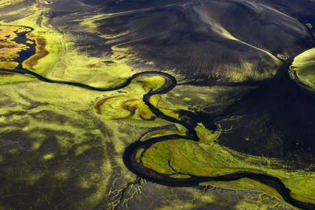 Iceland | Aerial Series Neon Country gallery