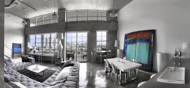 New Location: Penthouse Loft gallery