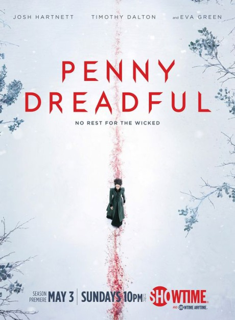Client: Showtime Network – Penny Dreadful gallery