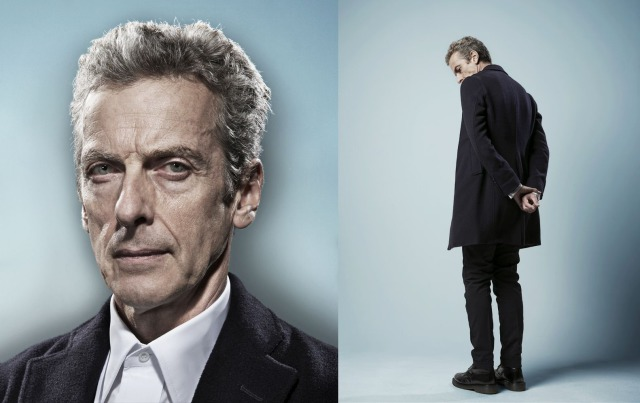 Peter Capaldi - Doctor Who gallery