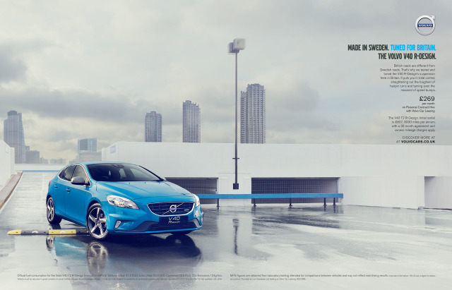 Client: Volvo gallery