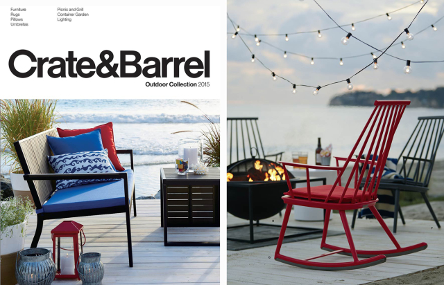 Client: Crate&Barrel gallery