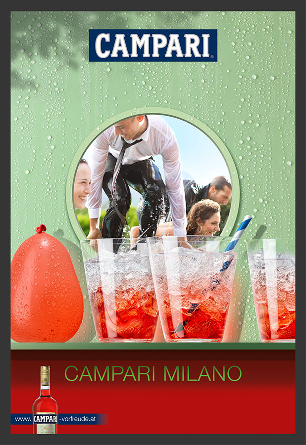 Client: Campari gallery
