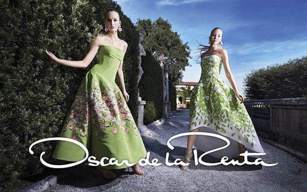 Photographer: Steve Hiett for Oscar de la Renta gallery