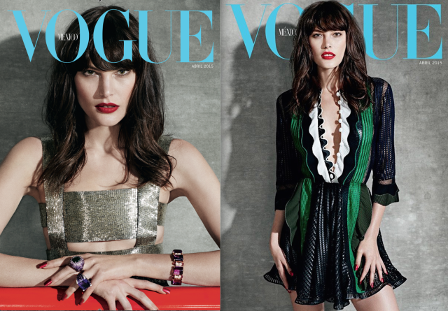 Client: Vogue Mexico  gallery