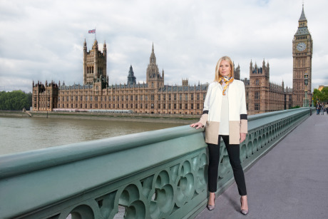 Liverpool FW 2015 campaign with Gwyneth Paltrow gallery