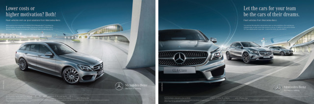 Client: Mercedes- Benz gallery