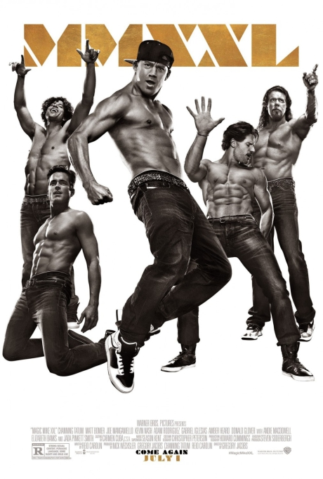 Campaign: Magic Mike XXL Poster gallery