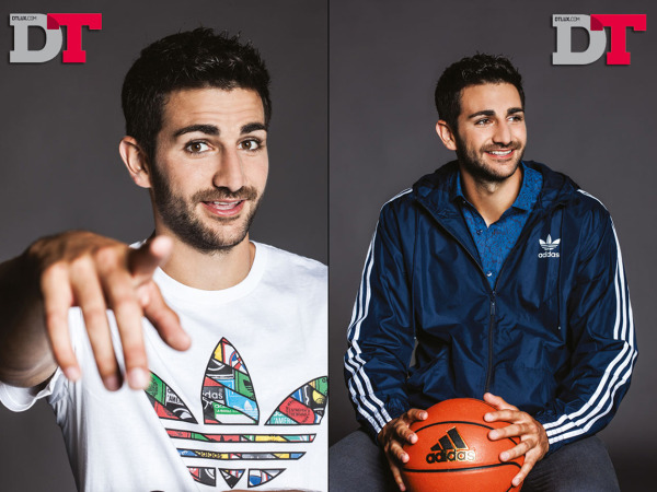 Client:  DOWNTOWN MAGAZINE COVER RICKY RUBIO gallery
