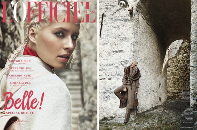 Client: L'Officiel-Suisse  gallery