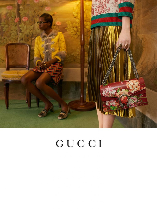 Florence, Italy - Chris Simmonds - Kadri Vahersalu, Rhiannon McConnell , Tami Williams, Laurie Harding, Taavi Mand - Glen Luchford - Gucci Cruise 2016 - Gucci