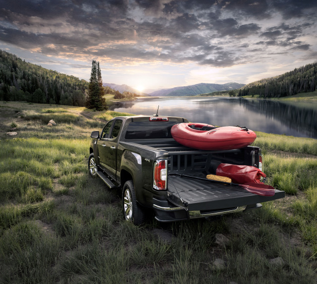 GMC USA Canyon 2015 gallery