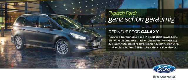 Client: Ford Germany/Europe gallery