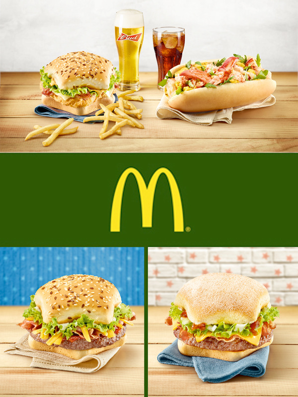 Client: Mc Donald's gallery