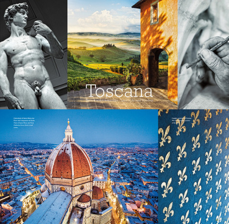 Copywriter: Sime Books. TOSCANA | Land of Art and Wonders gallery