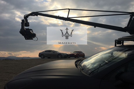 Project: Maserati Ghibli Commercial & Ad Campaign – Production Service gallery