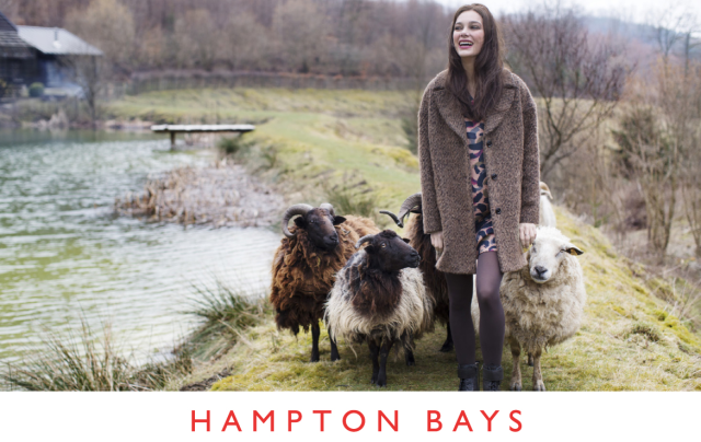 Photographer: Annabel Sougné for Hampton Bays AW 2015/16 gallery