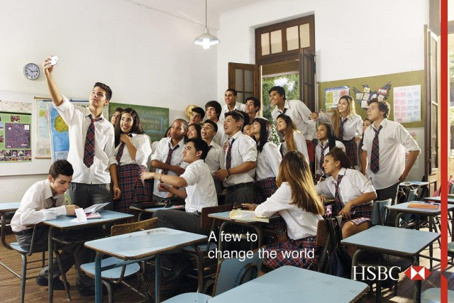 Client: HSBC gallery