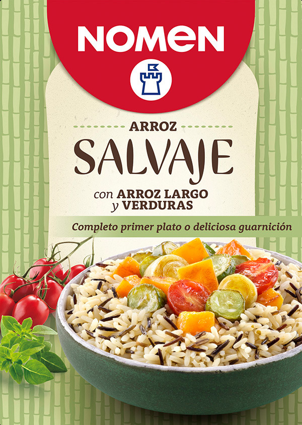 Arroz, Packaging, Food, Vegetables, Tomatoes