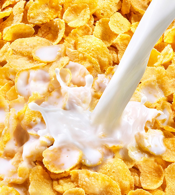 Milk, Cereals, Breaksfast, Still Life, Bodegón, Packaging, Splash, Liquids