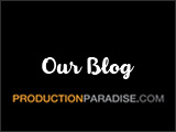 THE OFFICIAL PRODUCTION PARADISE BLOG