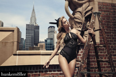 Client: Hunkemoller Silvie Meis Collection NYC  gallery