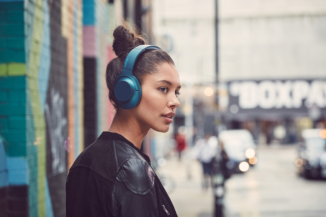 Photo: Simon Winnall for Sony Headphone Campaign gallery