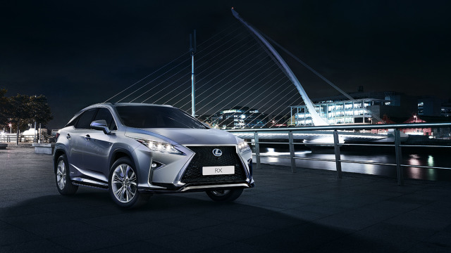 Client: Lexus Europe gallery