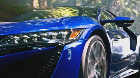 ACURA presents: NSX - The Motion Picture by Lee Brimble gallery