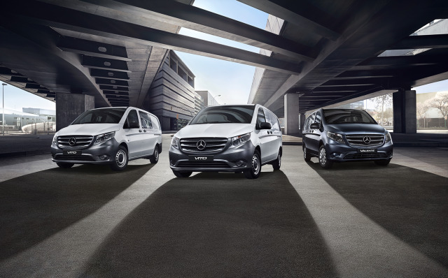 Client: Mercedes-Benz Australasia - Vehicle: Commercial Range gallery
