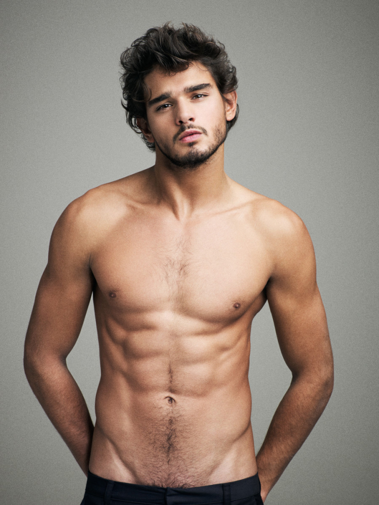 Naked mexican male models 3