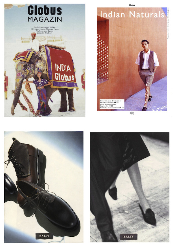 Client: ADV- DEPT. STORE, BALLY INTL. gallery
