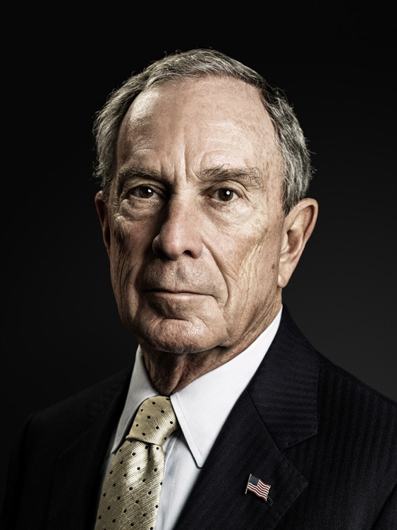Model: Michael Bloomberg gallery