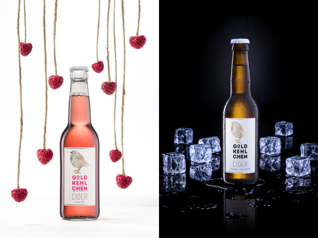 Client: Goldkehlchen, Cider Producer gallery