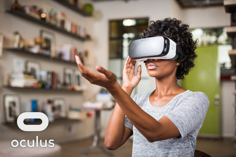 Client: Oculus VR gallery