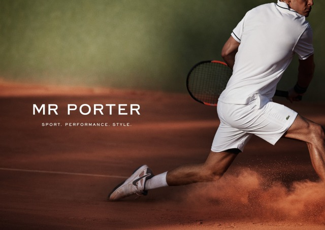 Client: MR Porter gallery