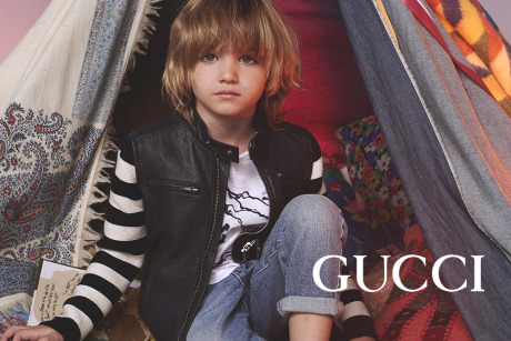 Client: Gucci Kids gallery