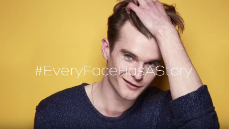 #EveryFaceHasAStory Website Video 2016 gallery